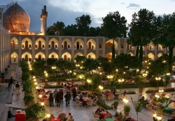 رزرو هتل عباسی